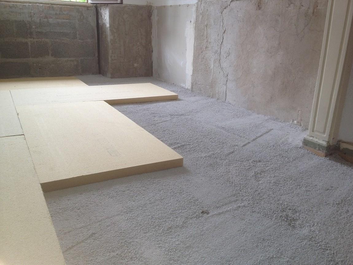 Isolation Des Planchers Bianucci Mat Riaux